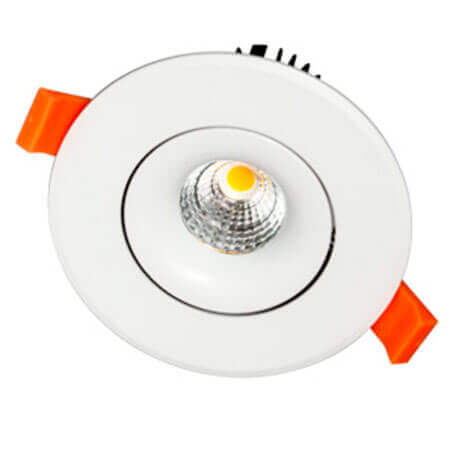 24degree led cob down light 12w