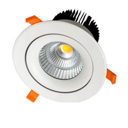30w adjustable cob led downlight