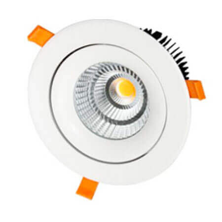 60degree 50w led cob downlight