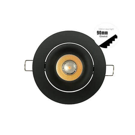 90mm led downlight module