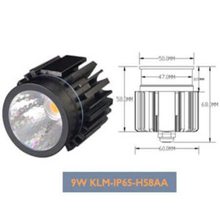 9W MR16 LED Module
