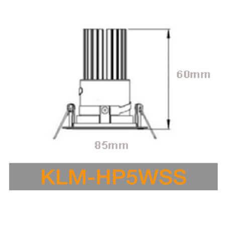 KLM HP5WSS