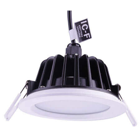 SAA ip65 led downlight 240v