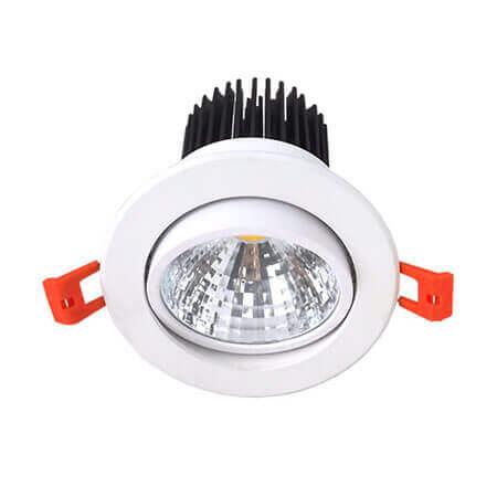 cob led downlight 7w