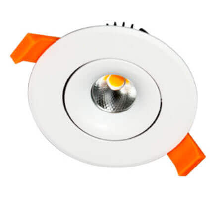 moveable cob led downlight 7w
