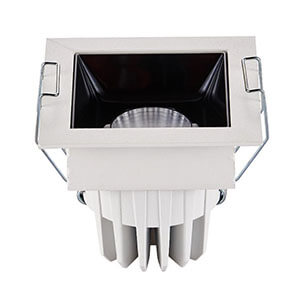 10W square led downlight 1