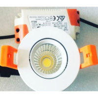 small led cob downlight 5w