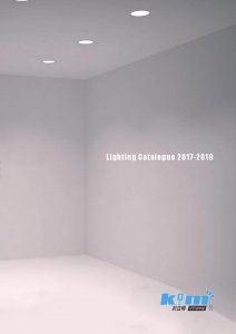 2017 2018 KLM Lighting CATALOGUE